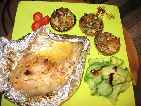 cuisine regime la cuisine de dom cuisse de poulet en papillotte et