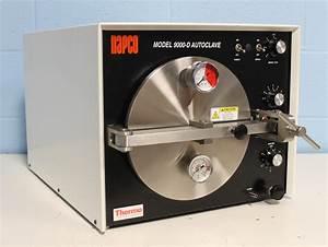 Refurbished Thermo Scientific Napco 9000d Autoclave  Dryer