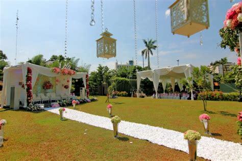 referensi tempat pernikahan wedding indoor outdoor