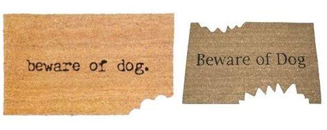 Beware Of Doormat by Beware Of Doormats