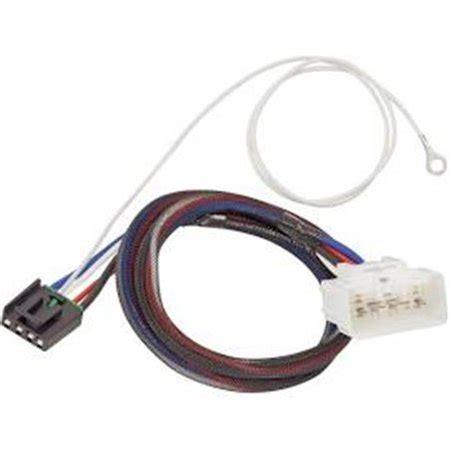 Brake For Trailer Wiring Harnes by Trailer Brake Harness 2 Wiring Adapter