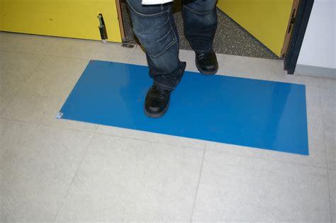tapis 3m ultra proprete pelable 6 tapis 40feuilles