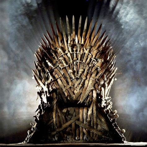The 'Game of Thrones' Throne Isn't Even That Nice