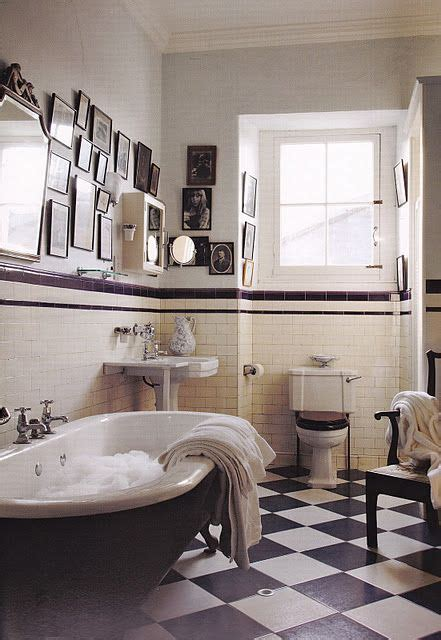 Modern Bathroom Designs Ireland by Clean Black And White Edwardian Style Bathroom From The