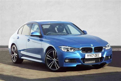 Used 2017 Bmw 3 Series 335d Xdrive M Sport 4dr Step Auto
