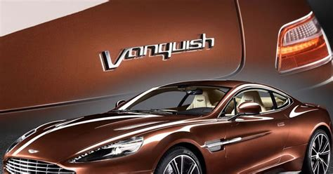 2013 Aston Martin Luxury Sport Cars Am 310 Vanquish