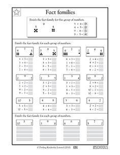 math worksheets  st   graders images