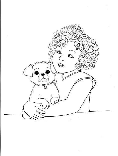 Tempel Kleurplaat by Shirley Temple Coloring Pages