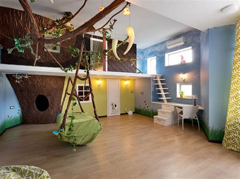 Awesome Kid Bedrooms by Awesome Kid Bedrooms The Jungle Just Amorous