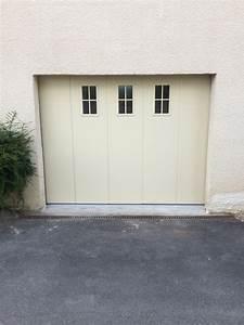 Porte De Garage Sectionnelle Latérale : la porte de garage sectionnelle pour votre maison ~ Melissatoandfro.com Idées de Décoration