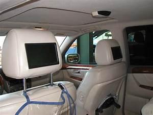 2002 Ls430 Rear Tv Monitors