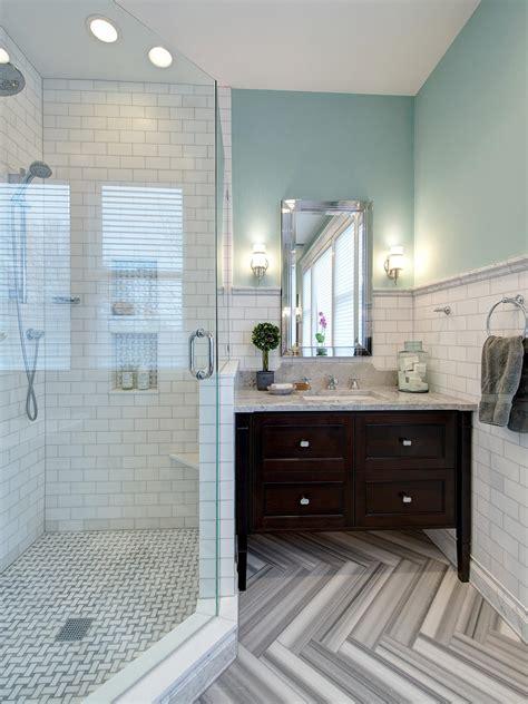Bathroom Gets Elegant, Eclectic Remodel  Joni Spear Hgtv