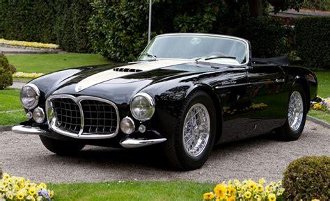 Classic Maserati Convertible 2 Maserati 100 Years