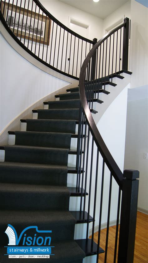 Replace Stair Banister by Replacement Banisters Aifaresidency