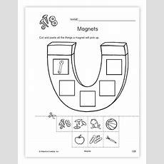 Magnets Worksheet (science) Learningenglishesl