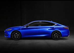2021, Lexus, Es, Revealed, With, Awd, And, Black, Line, Edition