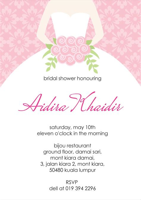 wedding shower invitations your one stop wedding centre gifts deco favors and such bridal shower invitation card
