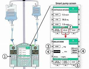 Administering an IV Pump Bolus: Smart Pump Dedicated Bolus ...