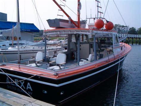 Billy Joel Boat by Downeaster