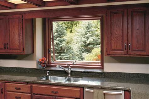 awning window   kitchen sink
