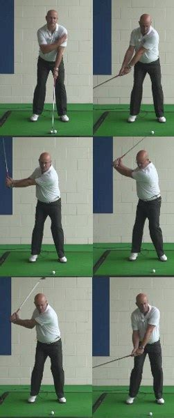 correct golf swing what is the correct takeaway shoulder turn for senior golfers