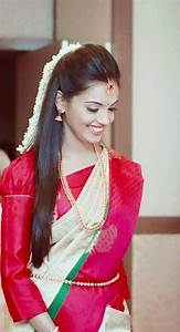 South Indian Bridal Hairstyle For Long Face HairStyles
