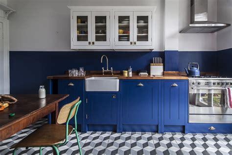 cuisine standard la tentation d 39 une cuisine bleue