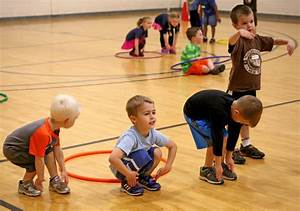 UNK students lead physical education classes for home ...