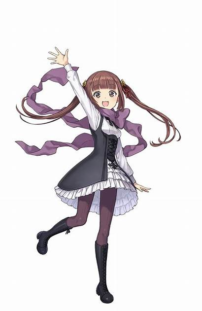 Princess Principal Kisaragi Anime Mission Transparent Brown