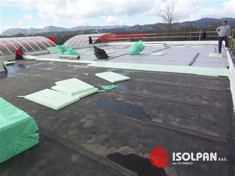 realizzazione tetto rovescio impermeabilizzazione