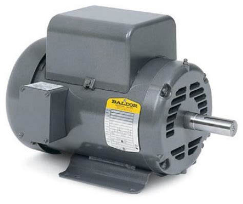 5 Hp Electric Motor by 5 Hp 1725 Rpm New Baldor Air Compressor Electric Motor Fr