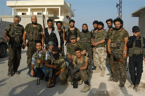 Potential Allies Syrian Rebel Groups Glance