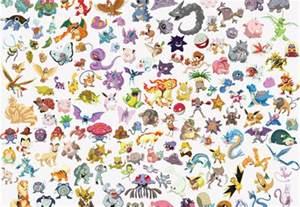 Go Pokemon List
