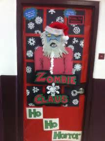 decorating front door good looking christmas classroom