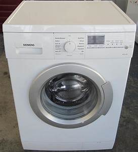 Siemens E14 3f : super siemens waschmaschine e14 4g wm14e4g2 in berlin ~ Michelbontemps.com Haus und Dekorationen