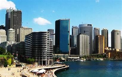 Sydney Modern Australian Wallpapers Wide 10wallpaper Skies