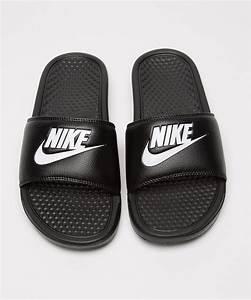 Adidas Sandal Size Chart Nike Benassi Jdi Slide Sandal Black Black White Drome
