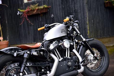 Fox Racing, Sportster 48, Harley Bobber Style