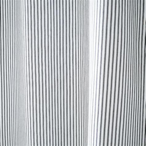 ticking stripe shower curtain west elm
