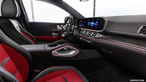 Physics, prepare to be defied. 2021 Mercedes-AMG GLE 53 Coupe 4MATIC+ - Interior | HD Wallpaper #35