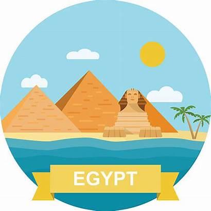 Pyramid Sphinx Clipart Egypt Egyptian Clip Giza