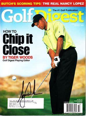 Tiger Woods Golf Digest
