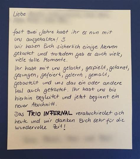 Abschiedsbriefe traurige Goethe, Johann