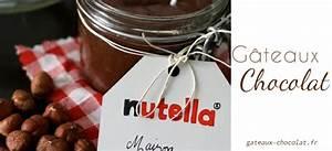 Nutella Maison Recette : recette du nutella fait maison ~ Nature-et-papiers.com Idées de Décoration