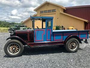 Chevy Pickup 1926 Huckster Blue Classic Truck
