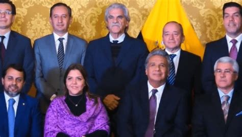 Moreno Appoints New Ministers in Cabinet Reshuffle - The ...