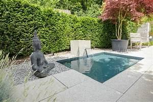 Wasserspiel Für Terrasse : pools und brunnen f r kleine g rten und terrassen blog ~ Michelbontemps.com Haus und Dekorationen