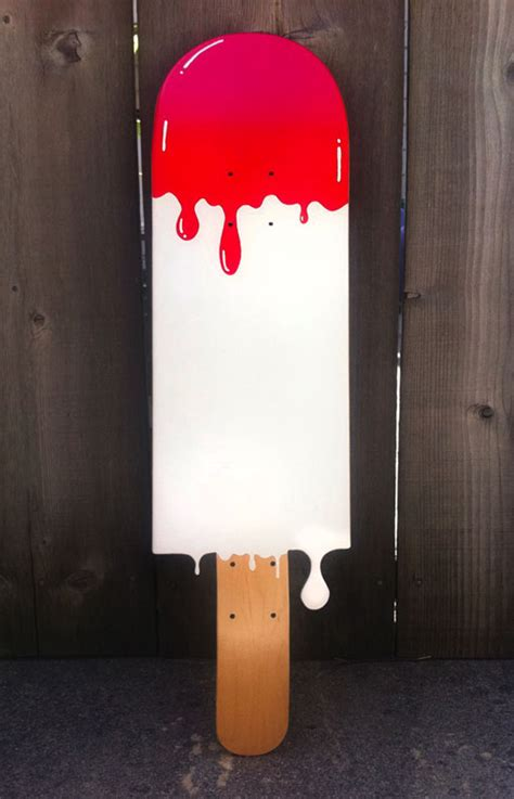 40 Creative Skateboard Deck Designs Inspirationfeed