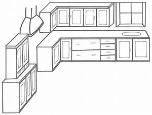Easy Kitchen Drawing Design Ideas 515250 Kitchen
