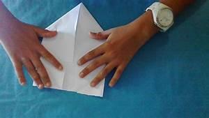 Comment Fabriquer Une Enveloppe : comment faire une enveloppe en papier youtube ~ Melissatoandfro.com Idées de Décoration
